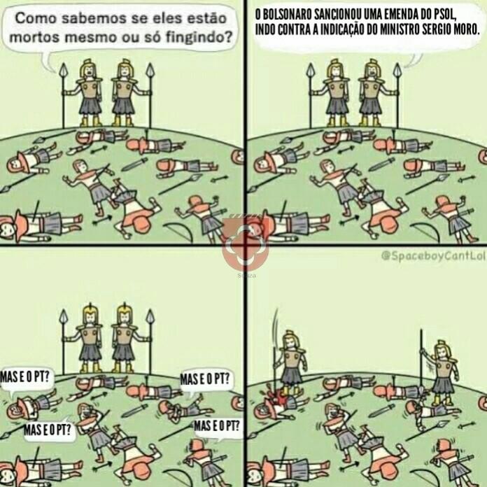 iSeNtÃo! - meme