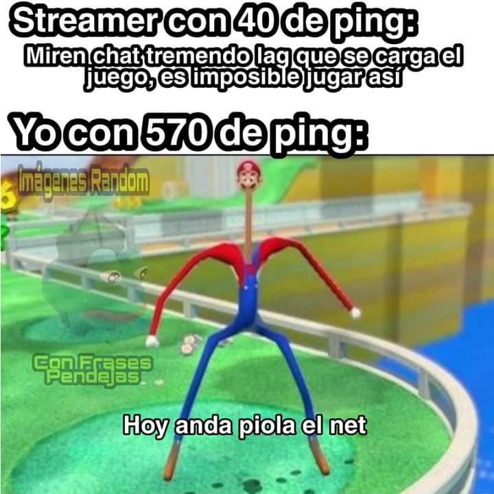 Ping 999+ - meme