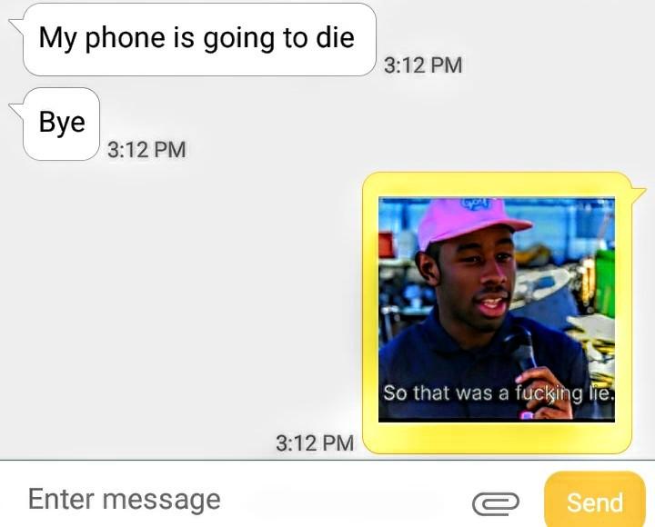 Tyler - meme