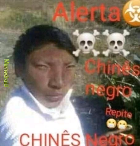 Chines fila da pulta - meme