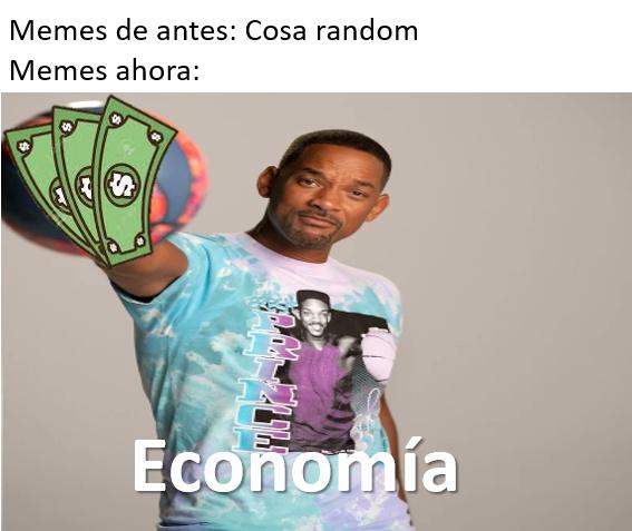 Economia :sir: - meme