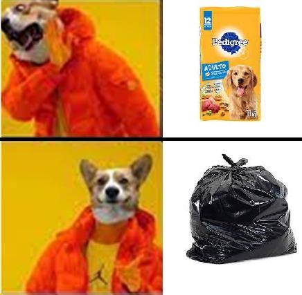 Una verdadera delicia - meme