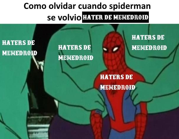 haters de memedroid