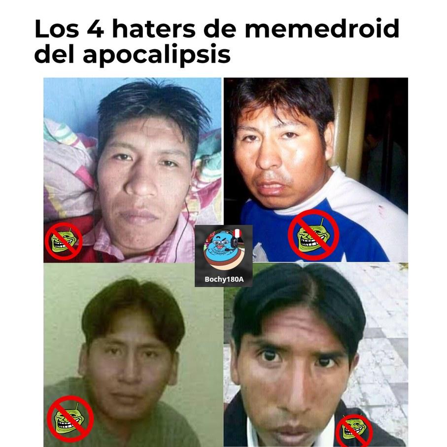 HATERS DE MEMEDROID EN LA VIDA REAL .I.