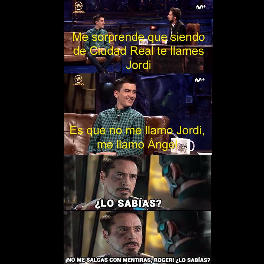 Jordi... - meme