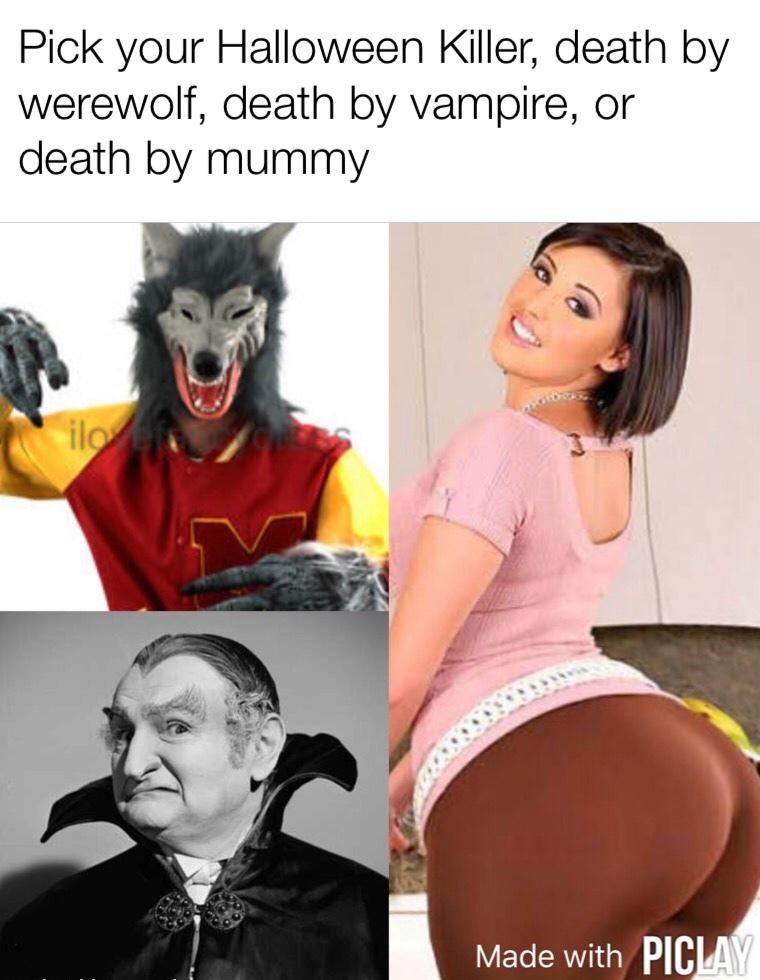 The Mummy! - meme