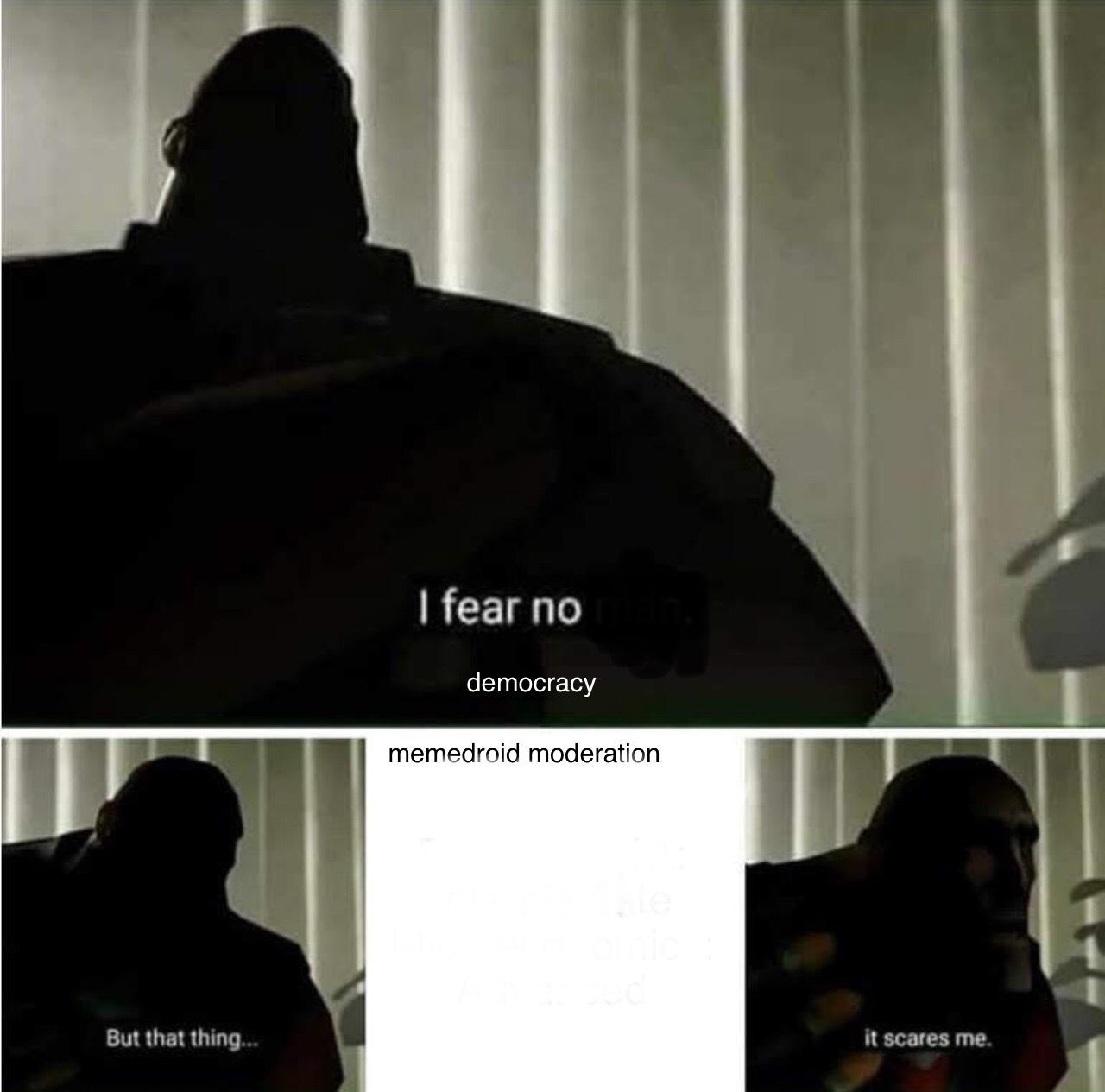 the fear - meme