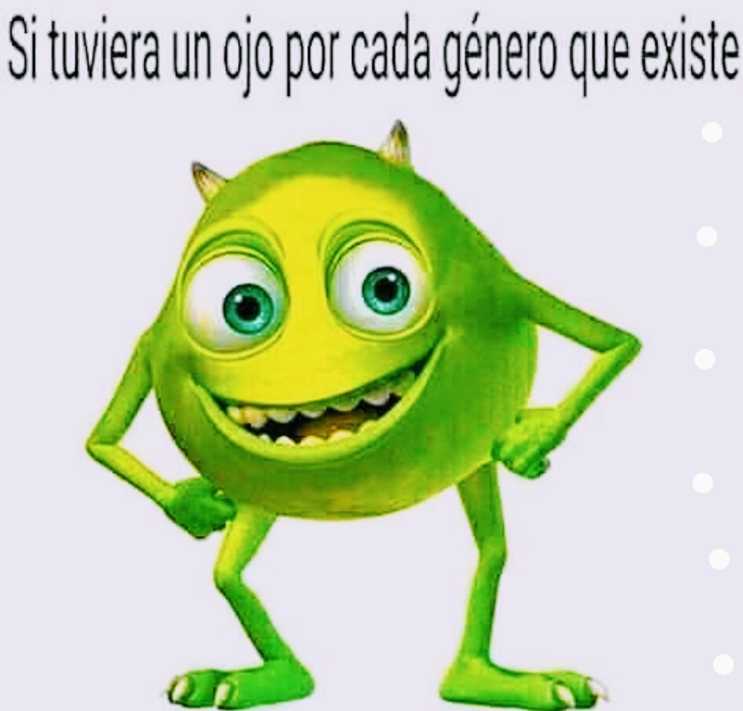 Maik guasausky con dos ojos - meme