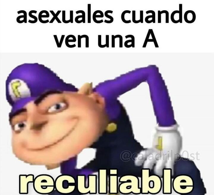 Reculiable - meme