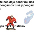 Pongan Rock Cristiano