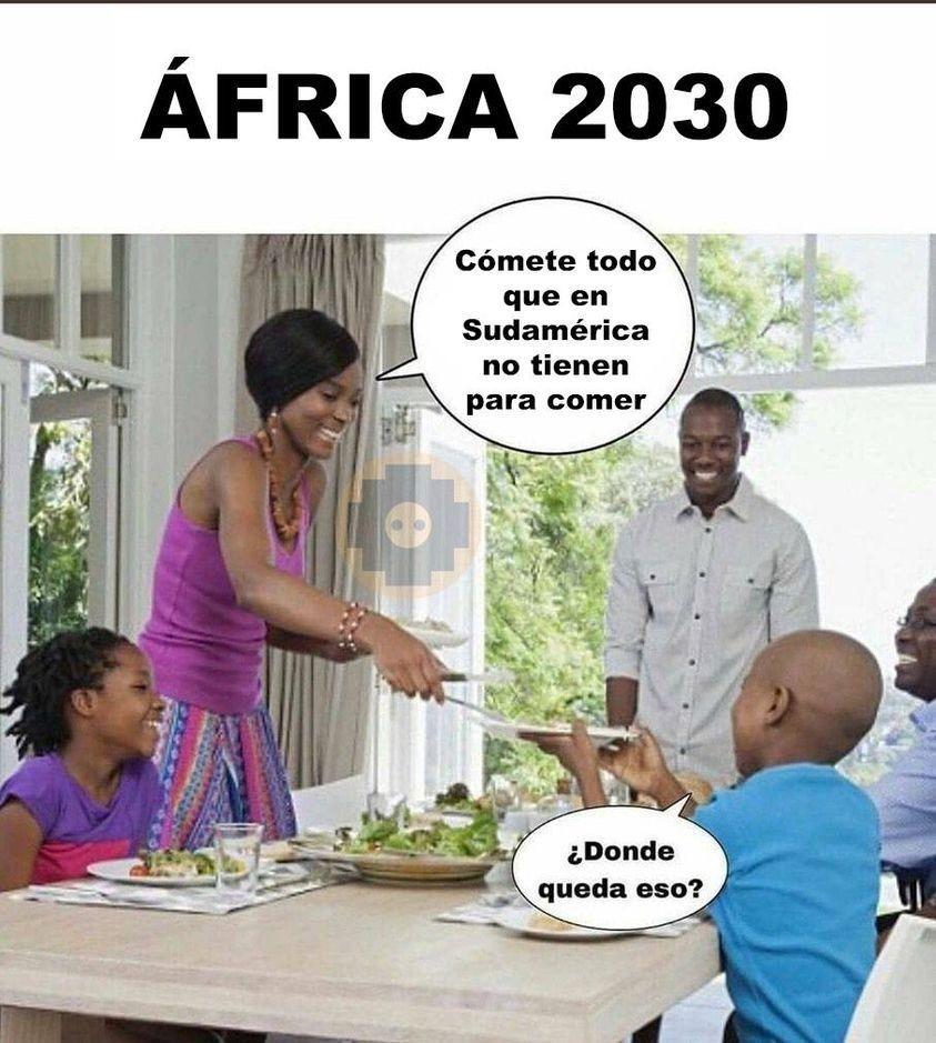 África - meme