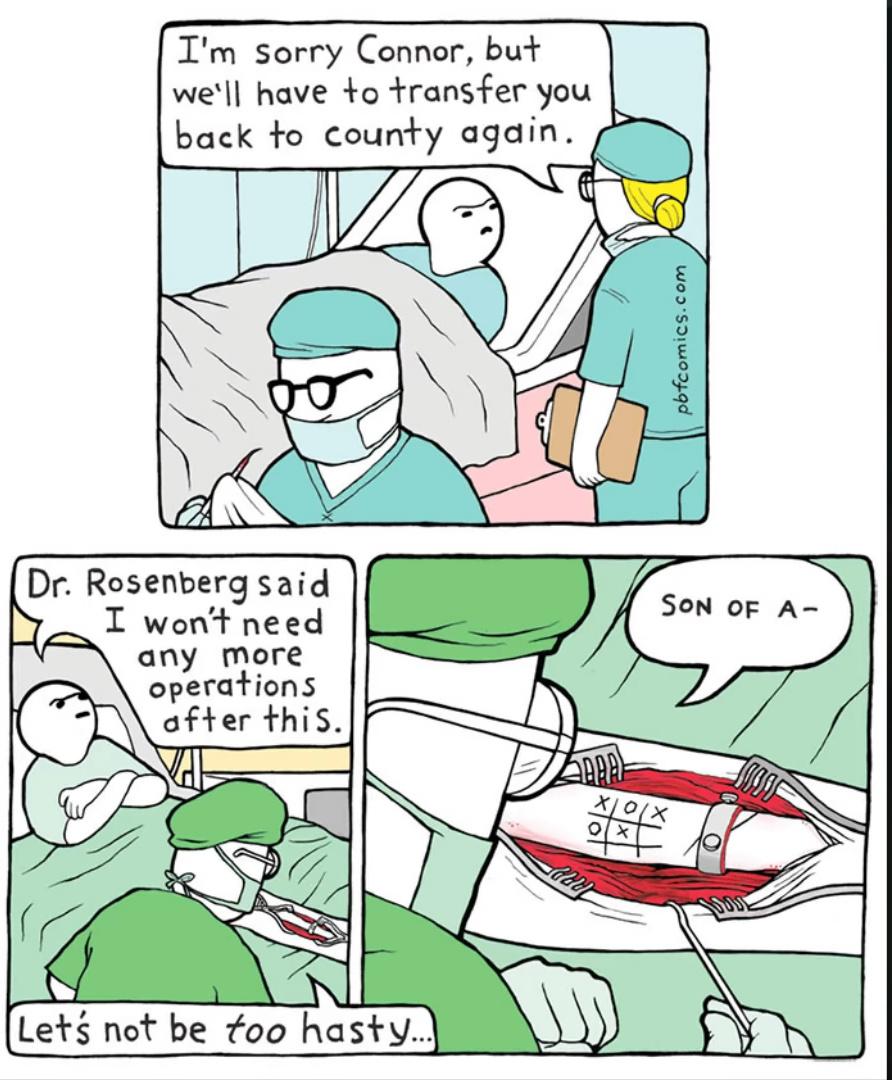 Depressing comic 2 - meme