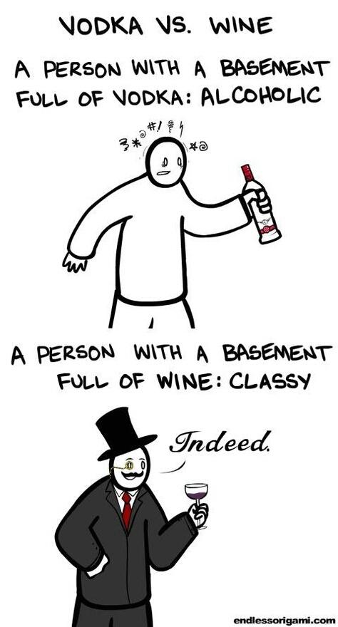 Wish I had vodka.. - meme