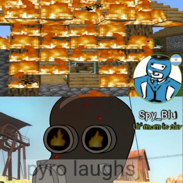 Pyro tf2 - meme