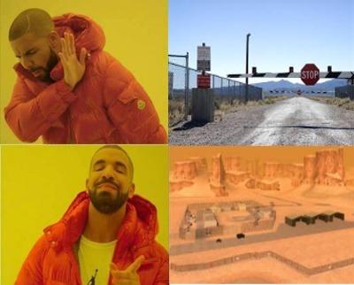 Area 51! - meme