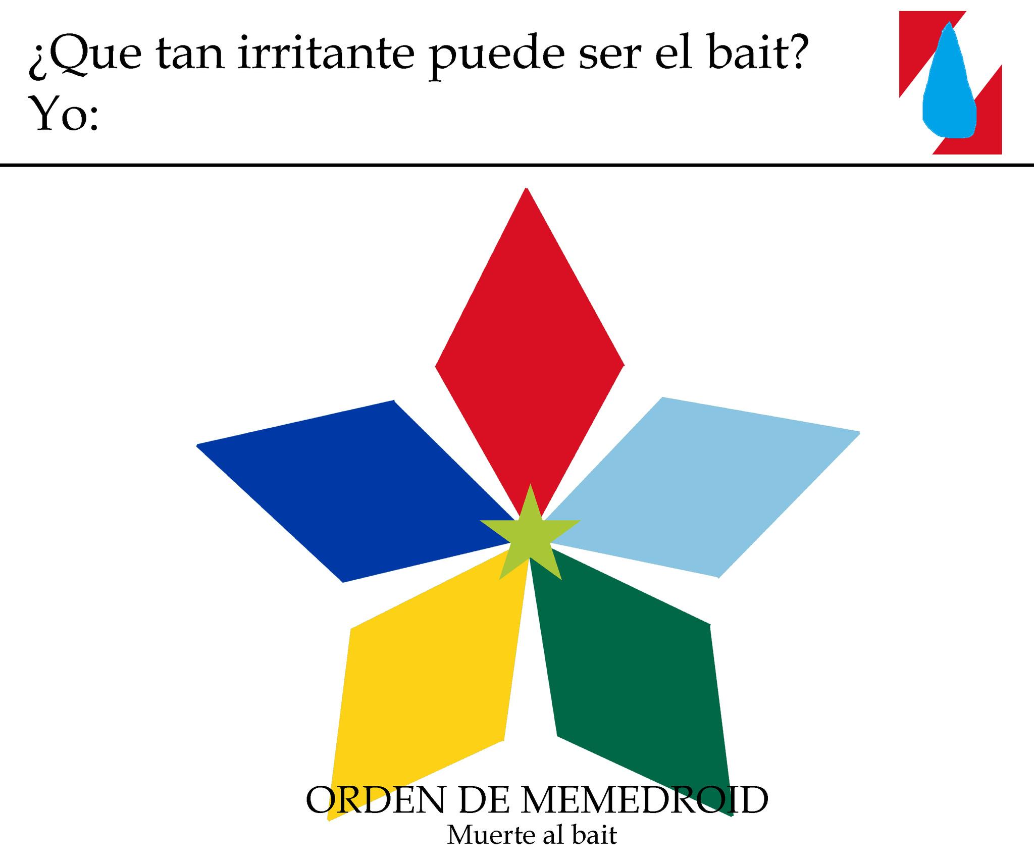 Lamento por el meme demasiado malardo en que creo que subir una imagen sola es mala idea. Pensé en crear una institución a lo Orden de Malta (defensores de la isla de Malta contra los otomanos). Si quieren usar el símbolo, sí pueden.
