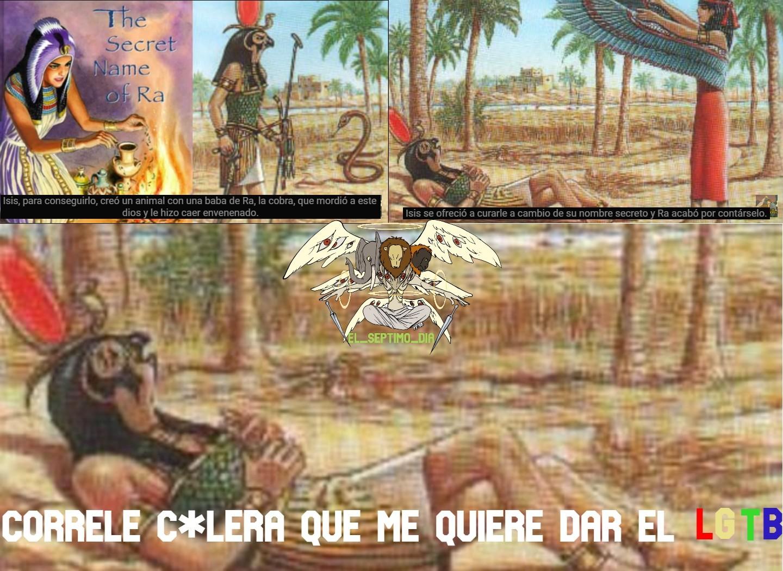 Contexto: Picadura de cobra gay :allthethings: - meme