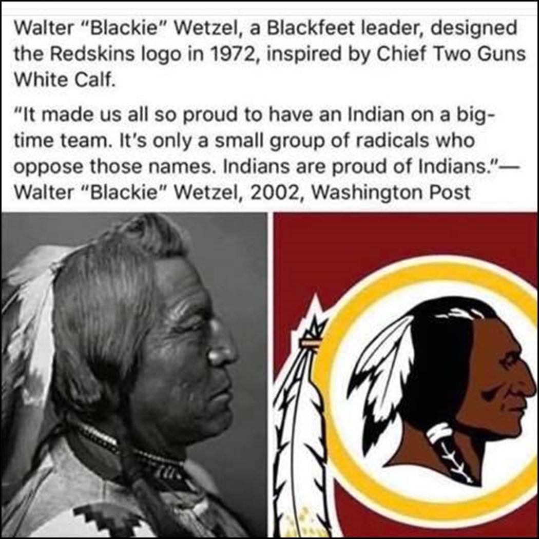 Native American OK with Mascot - meme