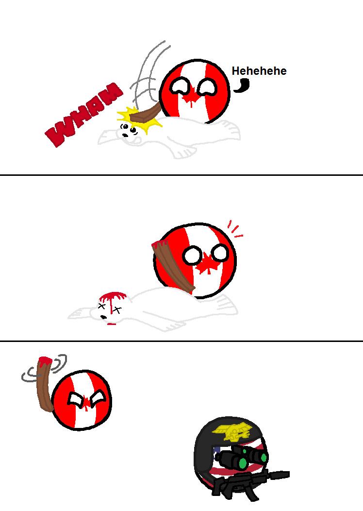 Bashing the Seal - meme
