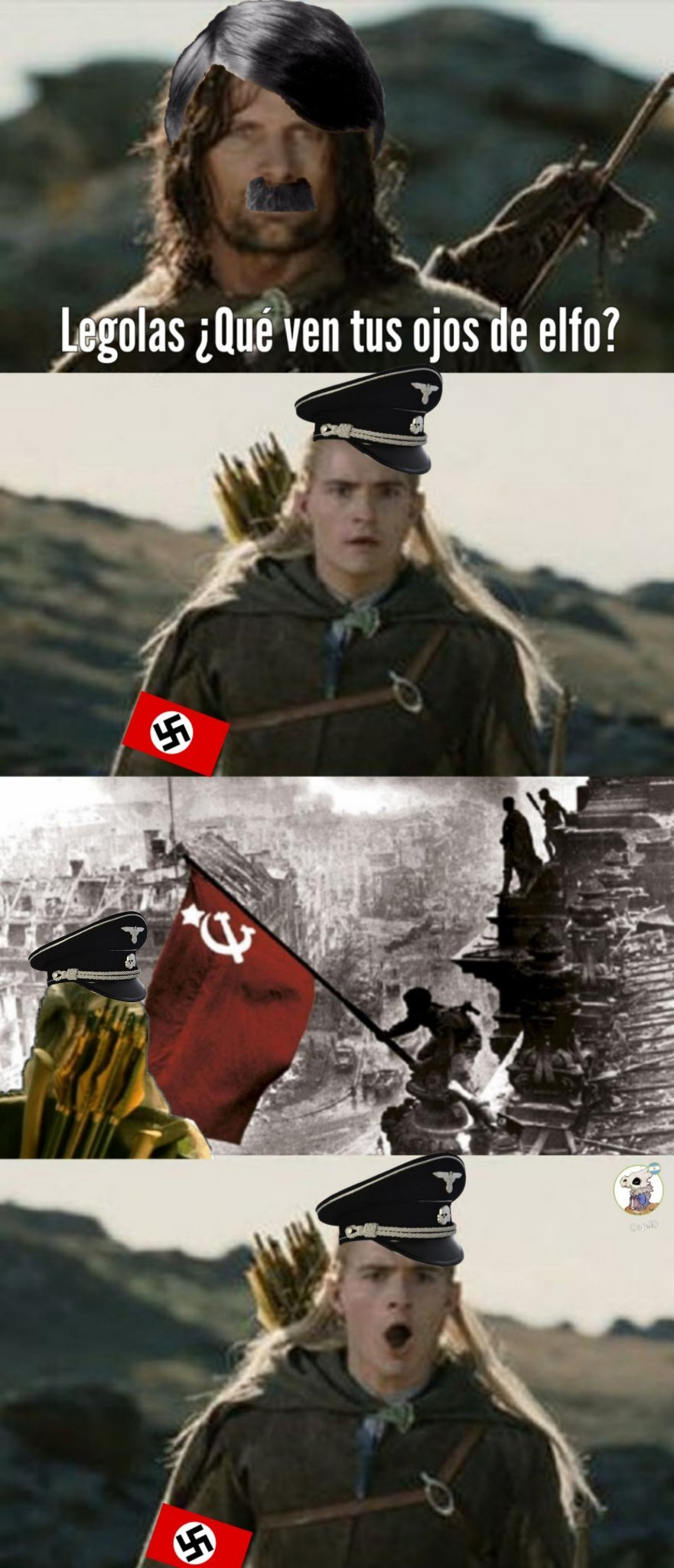 #Stalingrado - meme