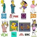 Elecciones en españita