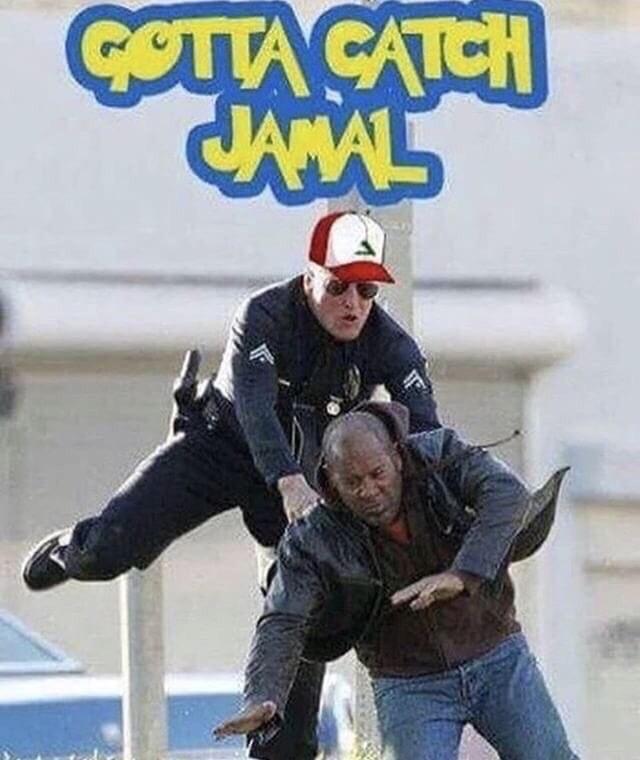 Jamal - meme
