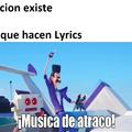 meme de Lyrics
