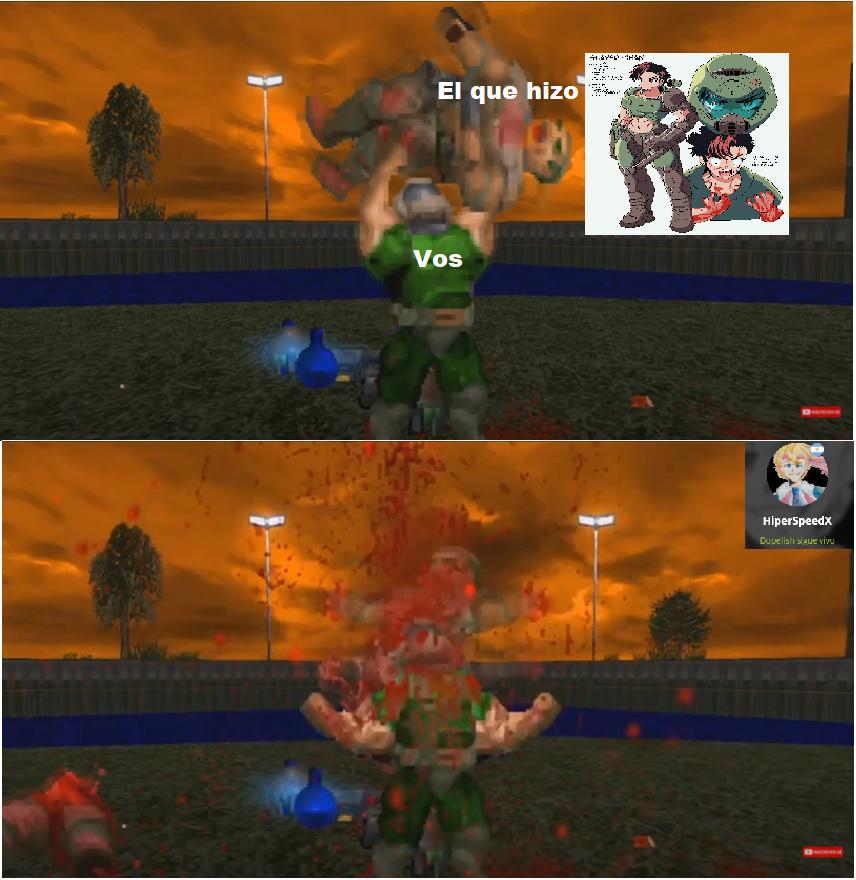 Para los cegatones quejosos, es Slayer-chan. Ya se pueden imaginar qué virgada es. - meme