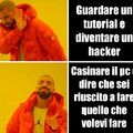 Drake non è un hack3r