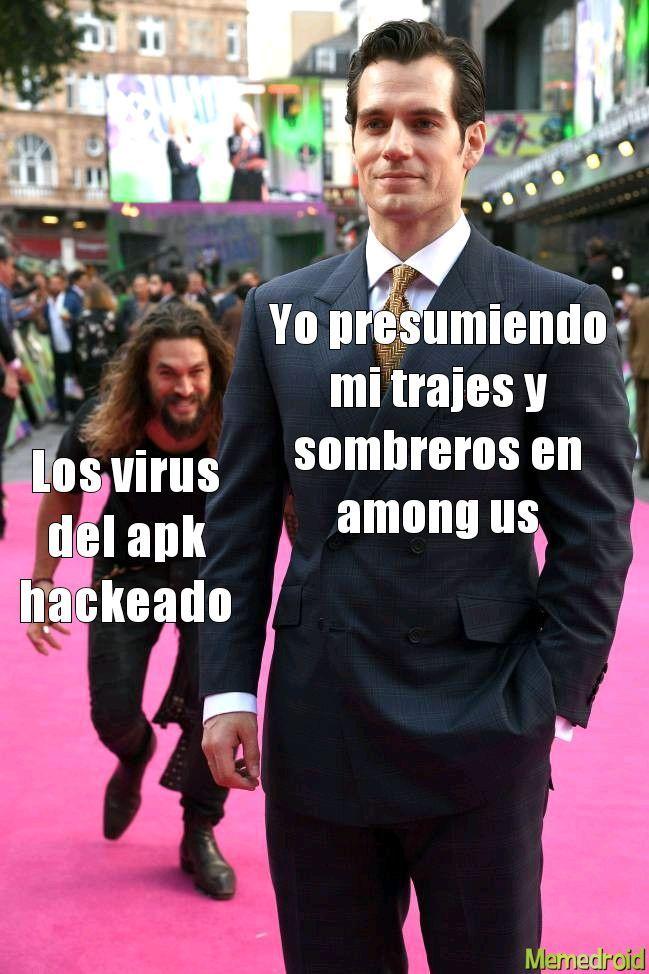 Lo descargue normal sin hackear - meme