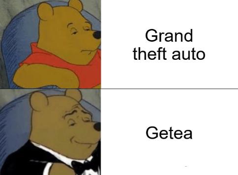 Ya tengo otro meme sobre esto pero ni modo