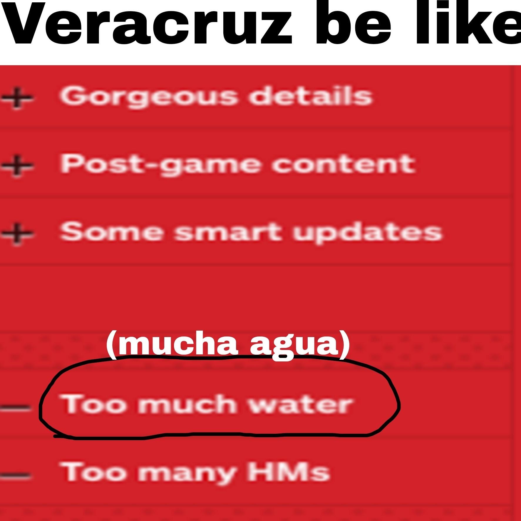 El análisis de Pokémon safiro - meme