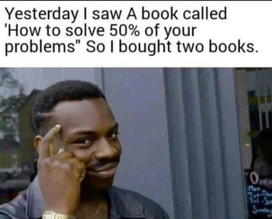 Very smart - meme