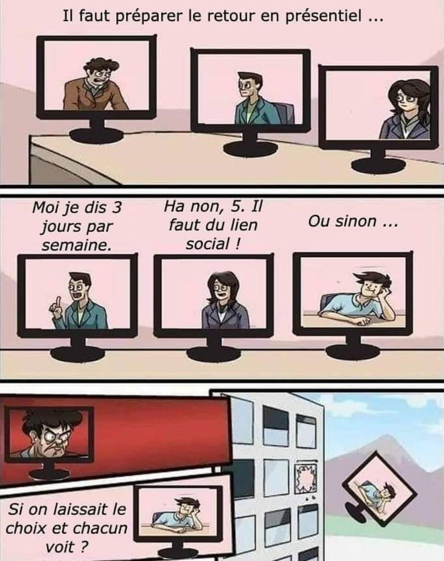 Démerdentiel - meme