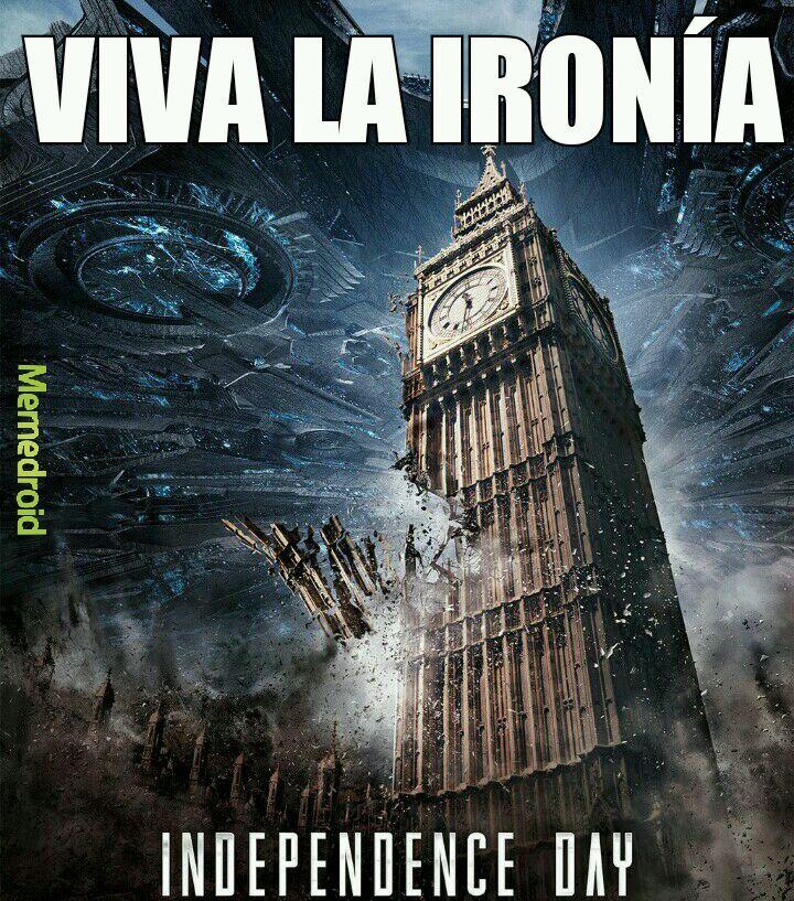 Independencia :v - meme
