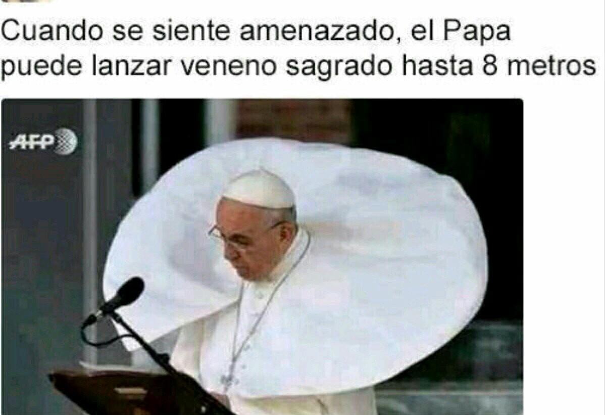 Pope - meme