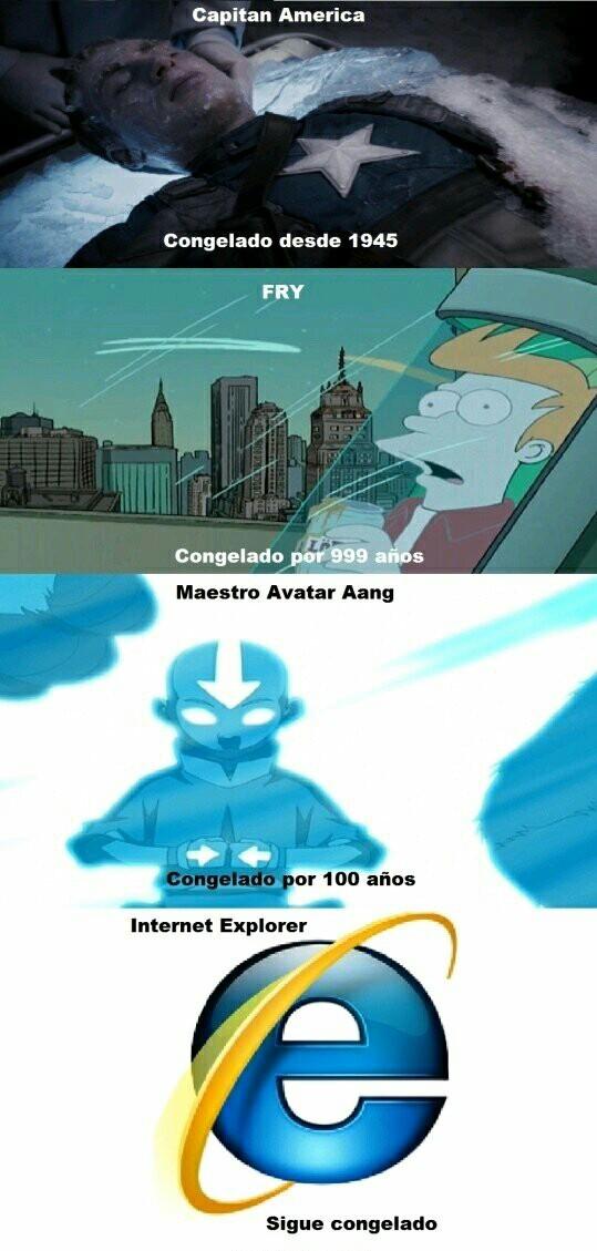 Froze - meme
