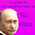 Happy Valentine's Day from yo boi