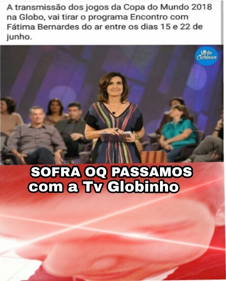 Tv Globinho - meme