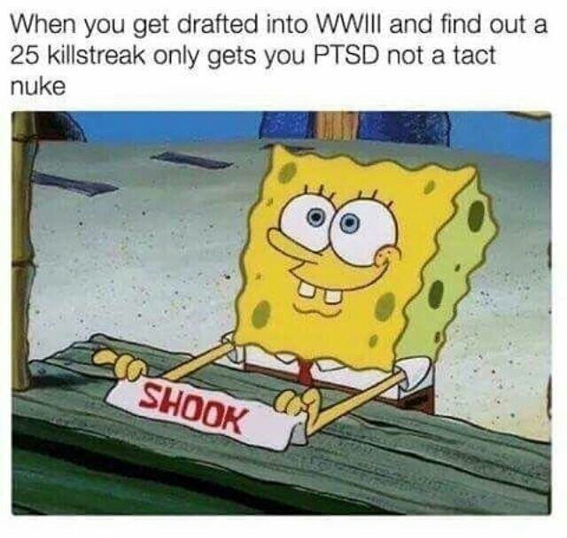 S H O O K - meme