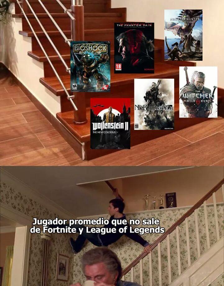 Mira el potencial - meme