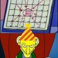 Feliz cumpleaños, señor Burns