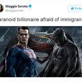 Batman = Trump