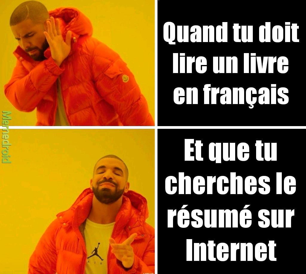 Résumé - meme