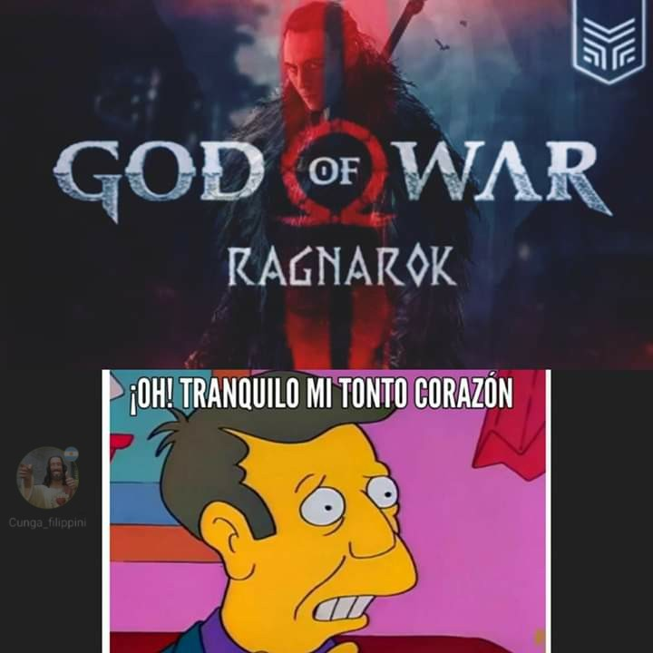 Ragnarok is coming! - meme