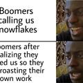 Some Boomer, man