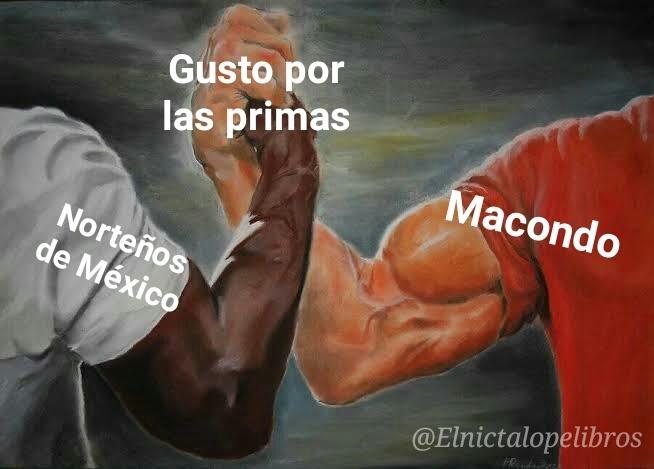 Macondo - meme