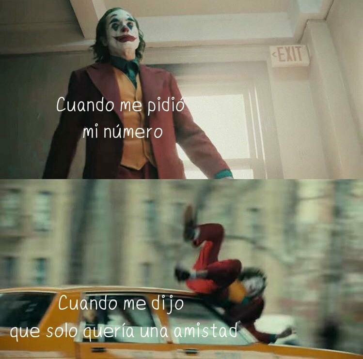 Original Joker - meme