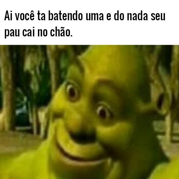 Pau sujo - meme