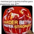 MAKE ME STRONGER